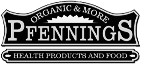 Pfenning's Organic Health Products & Food Logo