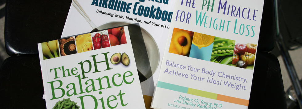 <h1>Achieving that perfect balance depends predominantly on understanding and applying the acid/alkaline balance to your diet.</h1><br>• Let our staff help you work on an acid/alkaline balance