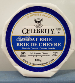 Goat Cheese - Brie (Celebrity)