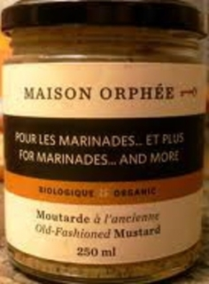 Mustard Old Fashioned (Orphee)