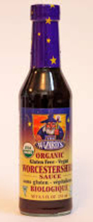 Worcestershire Sauce (The Wizard)