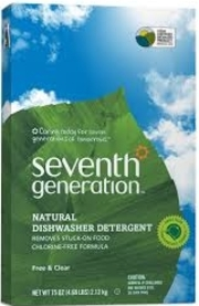 Auto Dishwasher Powder - Free & Clear (7th Generation)
