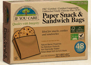 Sandwich Paper Bags (If You Care)