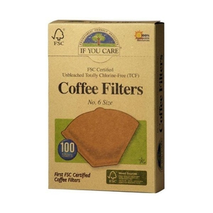 Filters Coffee - Unbleached No.2