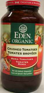 Tomato - Crushed - Glass (Eden)